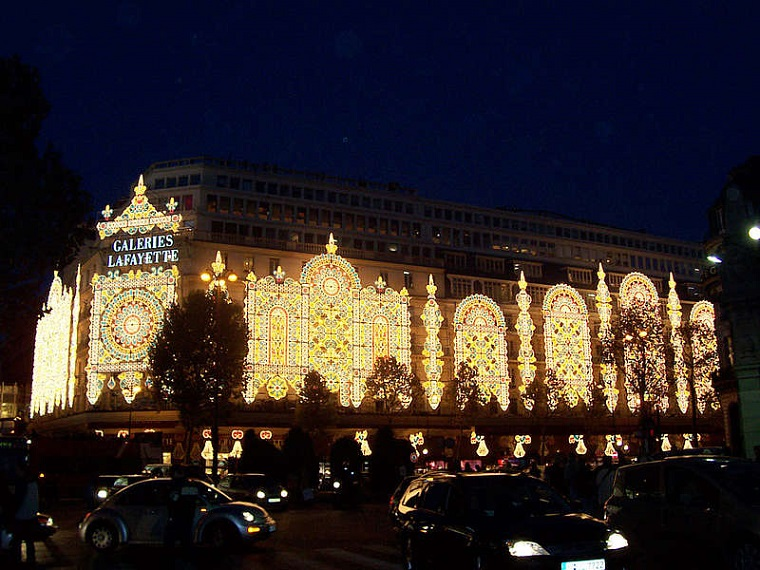 datovania kultúry v Paríži
