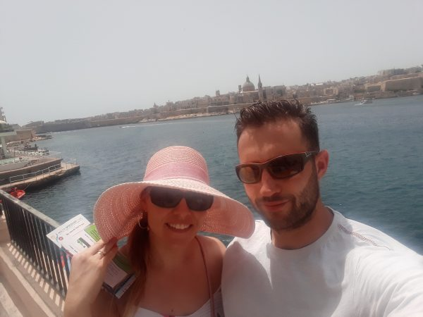 Jazykový pobyt Malta na vlastnej koži, v klobúku.