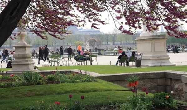Záhrady vo Francúzsku