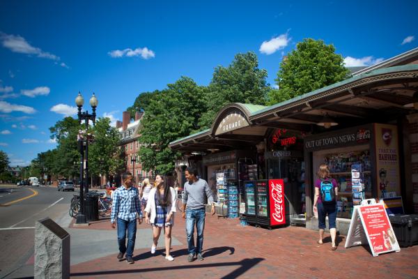 Prechádzka po Bostone