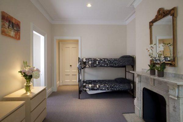 Dvojlôžková izba v rezidencii v Bostone