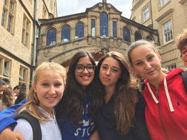 Jazykové kurzy angličtiny v Oxbridge