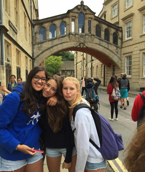 Jazyková škola v Cambridge