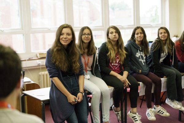 Jazykový pobyt pre mládež v Anglicku v jazykovej škole IH