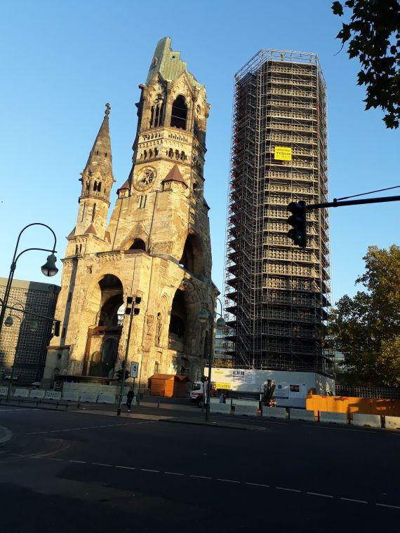 Berlín je úžasný pre štúdium nemčiny.