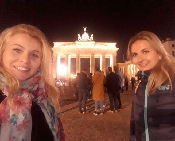 Medzinárodná Jazyková Agentúra odporúča jazykový pobyt v Berlíne, Brandenburská brána.
