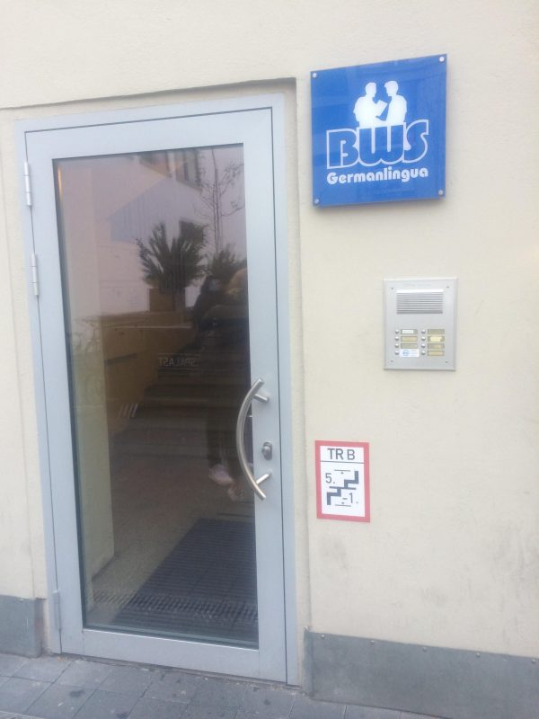 Medzinárodná Jazyková Agentúra navštívila jazykovú školu BWS Germanlingua v Berlíne.