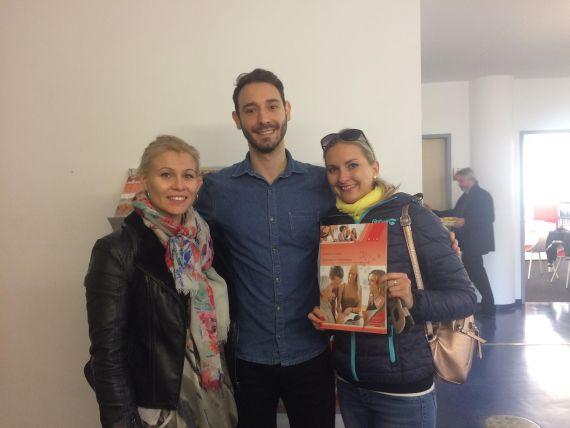 Medzinárodná Jazyková Agentúra navštívila jazykovú školu did-deutsch institute v Berlíne.