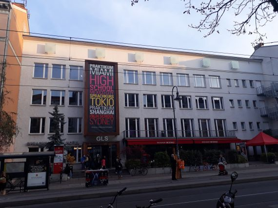 Medzinárodná Jazyková Agentúra navštívila GLS German Language School v Berlíne.