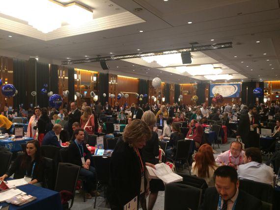 Na konferencii ICEF 2018 v Berlíne sa zišlo až 2800 účastníkov.