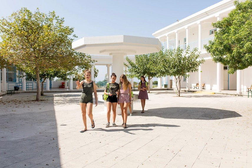Prázdninové pobyty v jazykovej škole v Episkopi