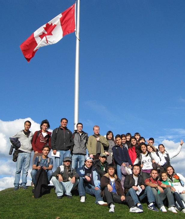 Jazyková škola Global Villege v Kanade vo Vancouveri