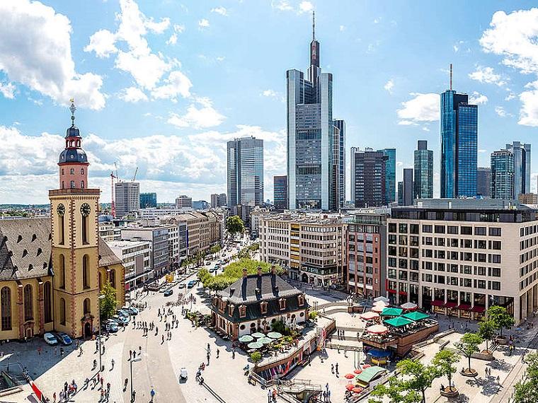 Jazykový pobyt pre mládež vo Frankfurte v jazykovej škole Sprachcaffe