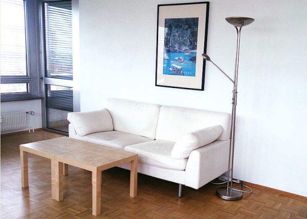 Ubytovanie v rezidencii na jazykovom pobyte pre mládež vo Frankfurte