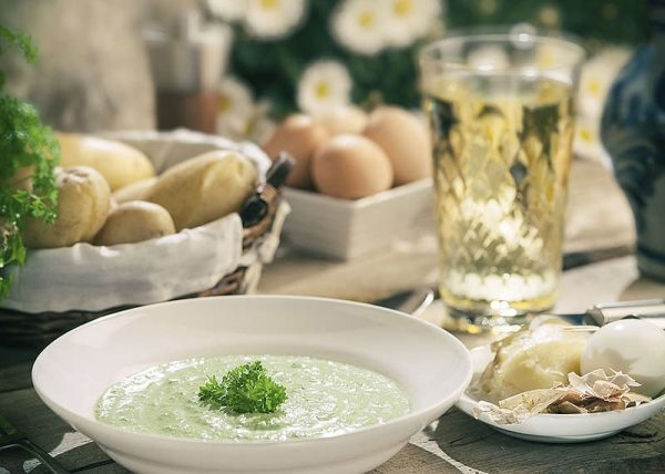 Jedlo v hostiteľskej rodine na jazykovom pobyte pre mládež