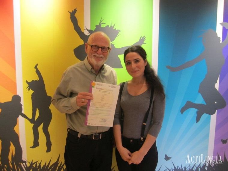 Jazyková škola ActiLingua vo Viedni