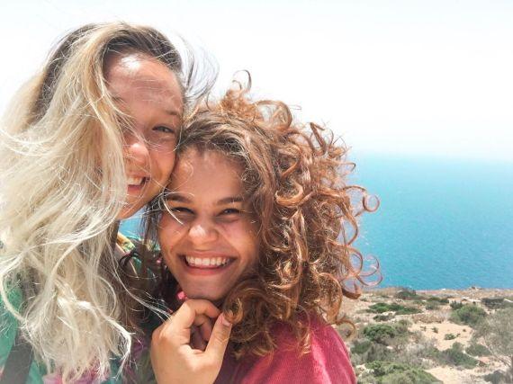 Na jazykovom pobyte na Malte som bola prvý krát 12 ročná…