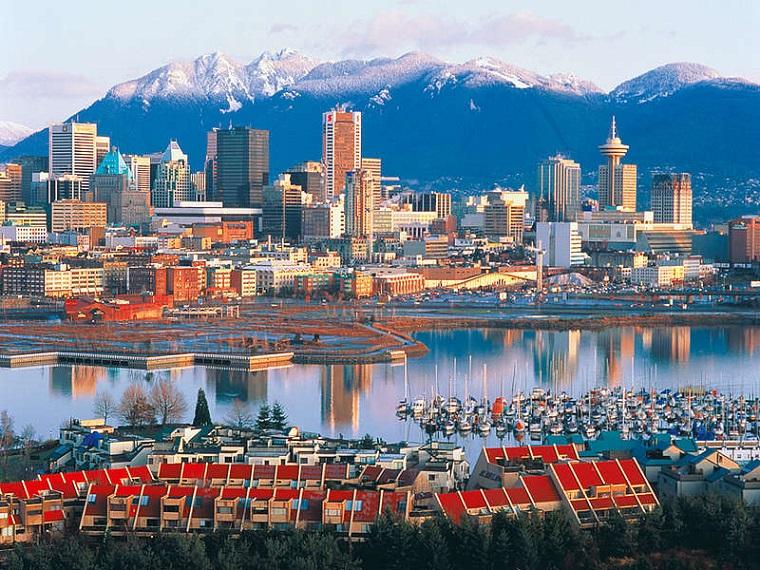 Jazyková škola Sprachcaffe vo Vancouveri