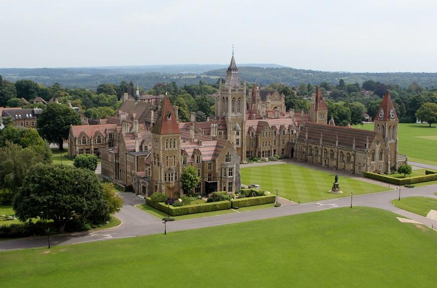Ubytovanie v Charterhouse School