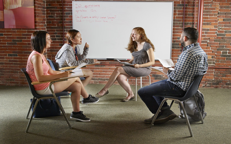 Jazyková škola Sprachcaffe v Bostone