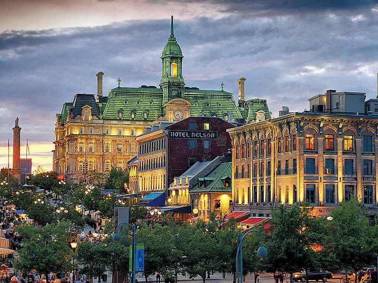 Jazyková škola Sprachcaffe v Montreale
