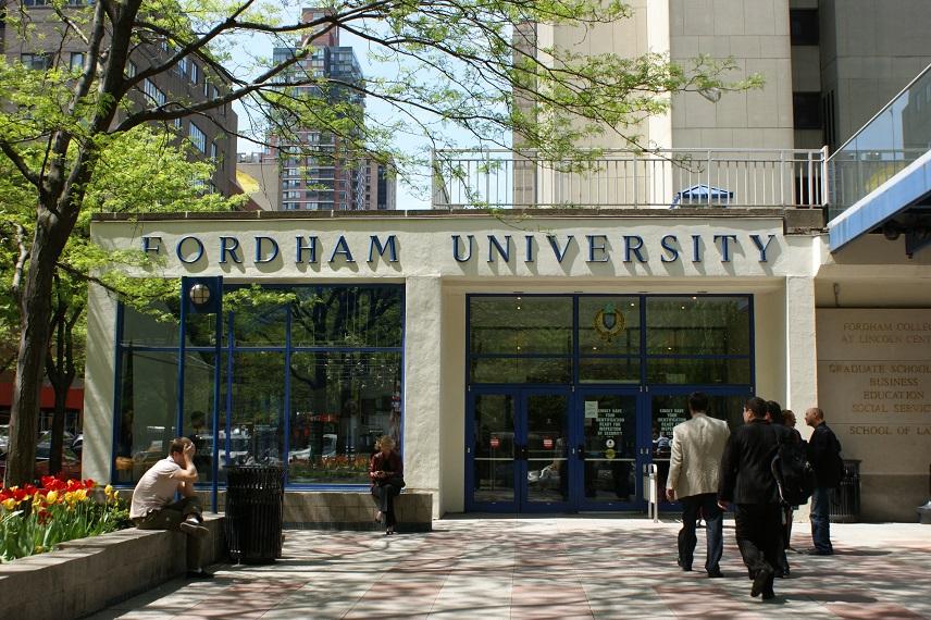Fordham University v lete