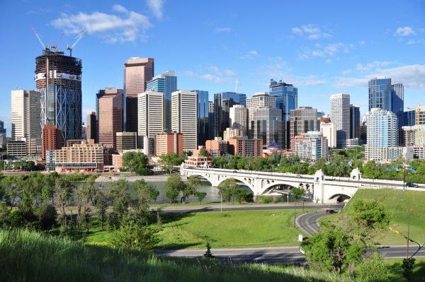 Štúdium v Kanade Calgary.