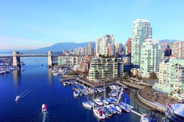 Štúdium v Kanade, Vancouver..