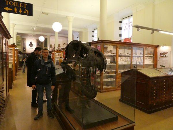 Návšteva múzea v rámci programu jazykovej školy English 2000.