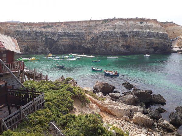 Objav zákutia Malty na jazykovom pobyte v zahraničí.