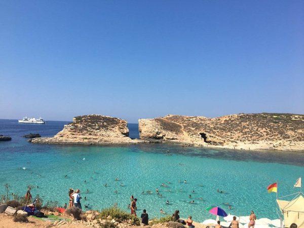 Voľný čas na jazykovom pobyte na Malte