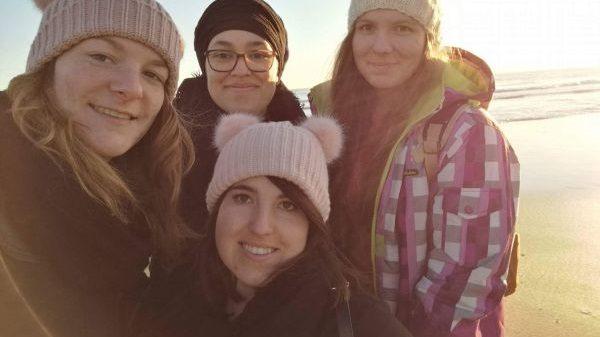 Noví priatelia na jazykovom pobyte v Bournemouth