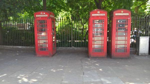 Typická anglická kultúra v Londýne
