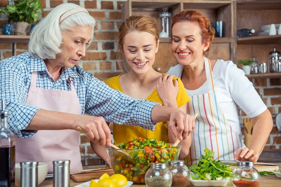 Štúdium na stredných školách v USA s výberom lokality je príznačné pre ubytovanie v hostiteľskej rodine.
