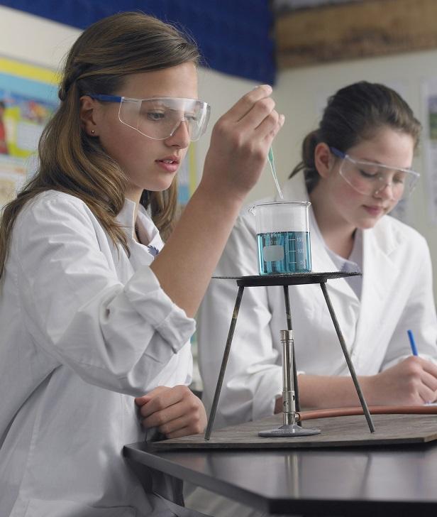 Štúdium na strednej škole v USA výmenný program má široký výber predmetov.