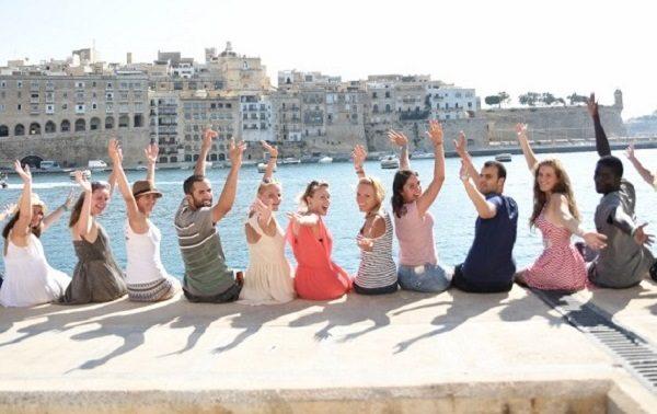 Malta, Nice, Florencia - valentínsky jazykový pobyt dostupný aj v týchto mestách!