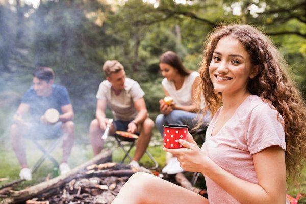 Mládežníci, ktorí majú radi prírodu si jazykový tábor Happy Summer Camp Terchová užijú.